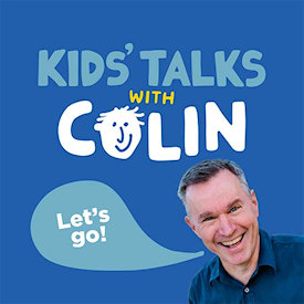Kid's Talks with Colin