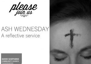 Ash Wednesday promo image