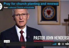 Bishop-church planting