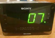 Clock - small
