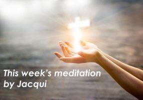 Meditation by Jacqui 1