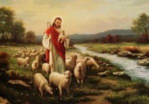 Shepherd-Jesus