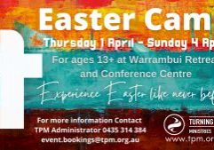 Easter Camp 2021 promo image