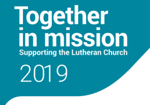 Together in mission 2019 Header