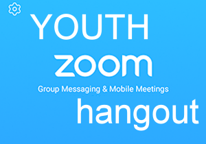 Zoom sign-in - Youth